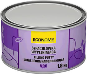 ECONOMY POLYESTER PUTTY